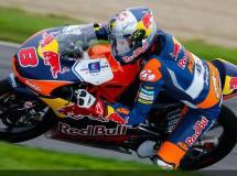 Jack Miller marca la pole Moto3 en Misano, Rins 3º y Márquez 4º