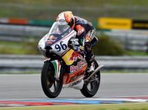 Manuel Pagliani logra la pole de la Rookies Cup en Brno