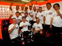 Dani Pedrosa logra su triunfo 26 de MotoGP en Brno