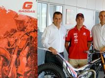 Adam Raga renueva tres años más con el equipo Gas Gas