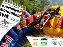 Marc Coma presenta su evento solidario II Rostollada Motorshow Avià