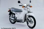 30 años de la Honda SH Scoopy y sigue creciendo