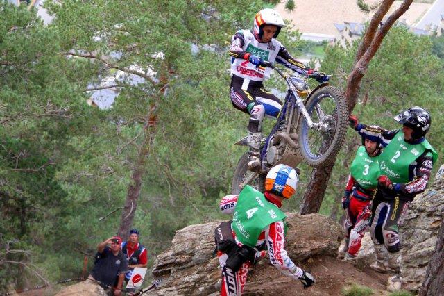 Albert Cabestany TDN Andorra 2014_Foto JC Vázquez