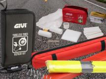 Givi y sus kits de motero precavido
