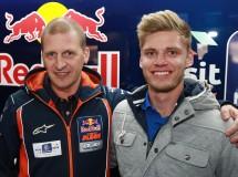 Brad Binder ficha por el Red Bull KTM Ajo Moto3 para 2015