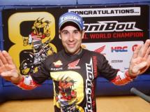 Toni Bou se proclama Campeón del Trial Outdoor 2014 en Arnedo