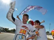 Marco Faccani gana y se proclama Campeón STK 600 en Jerez