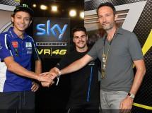 Romano Fenati y el Sky Racing Team VR46 seguirán juntos en Moto3 2015