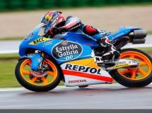 Rins, Dovizioso y Folger los más rápidos de la FP2 MotoGP en Misano