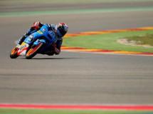 Rins, Dovizioso y Rabat los mejores de la FP2 MotoGP en Motorland Aragón