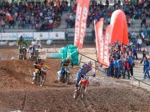 Butrón, Larrañaga, Santín y Braceras se llevan la victoria del Nacional MX en Bellpuig