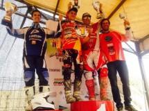 Fernández, Larrañaga, García Vico y Font Campeones nacionales MX