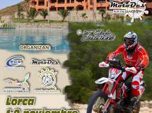 Lorca acoge la tercera cita del nacional de Rally TT