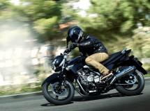 La Suzuki Inazuma 250 en promoción