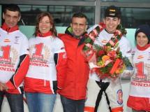 Orellana gana la carrera EJC en Magny-Cours, A. Fernández Campeón