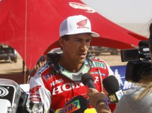 Joan Barreda gana la etapa 2 del Rally de Marruecos