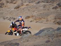 Marc Coma gana la etapa 4 del Rally de Marruecos y es líder