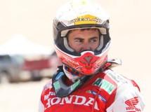 Joan Barreda gana la etapa 3 y es líder del Atacama Rally
