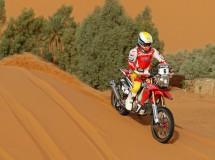 Barreda gana la etapa 5 del Rally Marruecos y Coma Campeón del Mundo