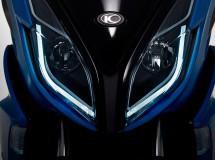 Kymco lanza la nueva versión K-XCT 125i/300i ABS