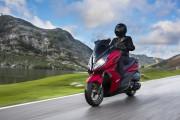 Kymco anuncia los precios de los modelos K-XCT 125i/300i ABS