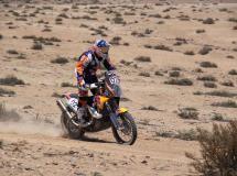 Marc Coma gana la etapa 2 del Atacama Rally