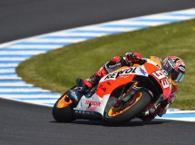 Marc Márquez consigue su 12ª pole MotoGP 2014 en Australia, Crutchlow 2º y Lorenzo 3º