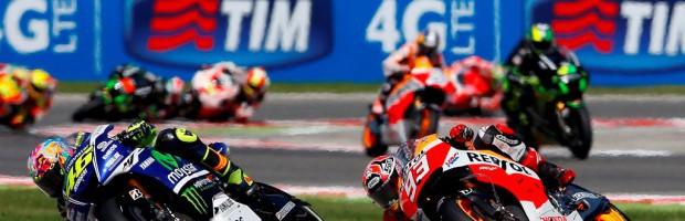 Lista provisional de pilotos inscritos a MotoGP para 2015