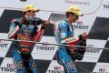 Álex Márquez afronta su primera bola de partido Moto3 en Sepang