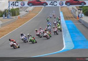 El Mundial de Superbike de test pre-temporada 2015 en Jerez