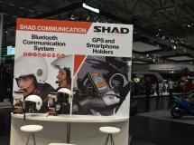 Shad presenta sus novedades en el Salón Intermot 2014