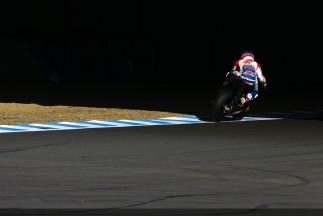 Casey Stoner cierra los test Honda MotoGP en Japón