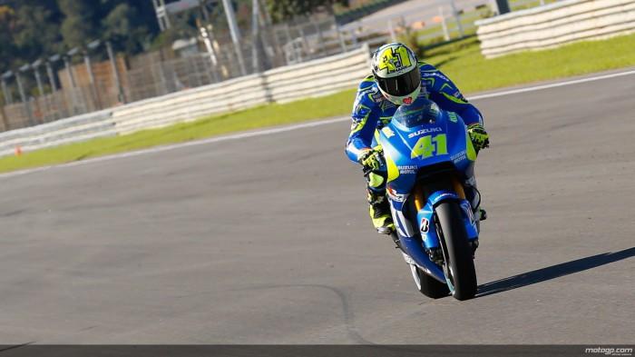 Aleix Espargaró el mejor del día 2 de test MotoGP 2015 en Jerez