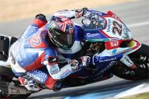 Alex Lowes marca el mejor crono del día 2 de test SBK en Jerez