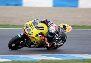 Andrea Dovizioso es el más rápido del día 3 de test MotoGP 2015 en Jerez