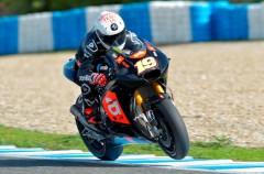 Aprilia espera poder estar en el podio MotoGP en 2016