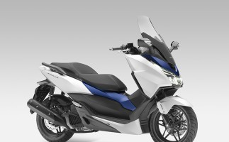 Honda presenta su nueva Forza 125