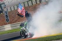Kenny Noyes se corona en el FIM CEV Superbike en Valencia