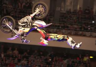 Maikel Melero se convierte en Campeón FMX 2014