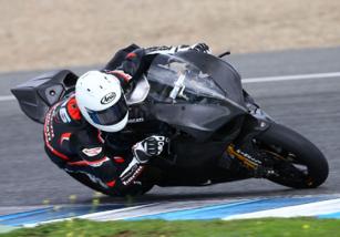 Tati Mercado operado con éxito tras su lesión en el test Jerez SBK