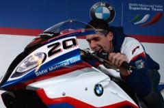 Sylvain Barrier seguirá con el BMW Motorrad Italia en SBK 2015
