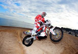 Oliveras y Farrés los pilotos de Gas Gas para el Dakar 2015