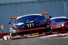Jorge Lorenzo gana en su categoría las 12 Horas de Abu Dhabi