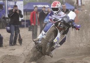 El Pontgrup Yamaha JVO con Guasch y Pedrero se presentó para el Dakar 2015