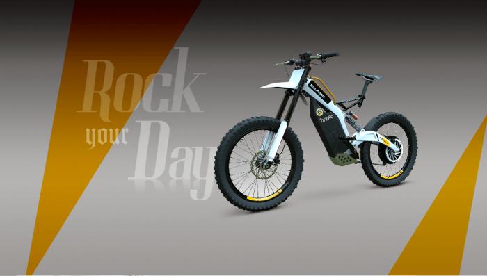 Bultaco presenta su Brinco, la moto – bike ideal