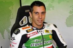 David Salom se vuelve a subir a la Kawasaki tras el accidente en Australia