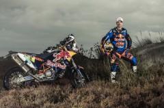 Jordi Viladoms al 100% para disputar el Dakar 2015 con su KTM