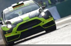 Kubica gana en Monza, Rossi 2º y mucho show
