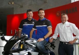 Max Neukirchner ficha por el Yamaha-MGM para el IDM SBK 2015