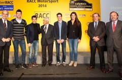 Coma, Sanz y los Márquez los grandes triunfadores de los Premios RACC 2014